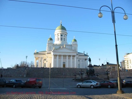 Helsinki cathedraleluther1