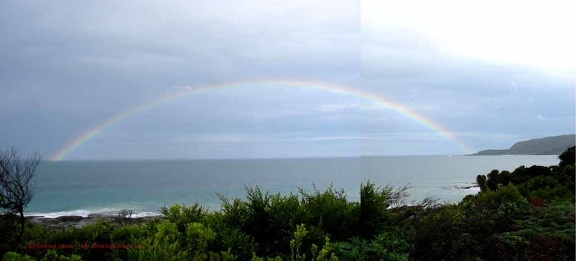 099 great-ocean-road arc-en-ciel