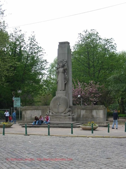 20030422 Lille 10 PigeonVoyageur