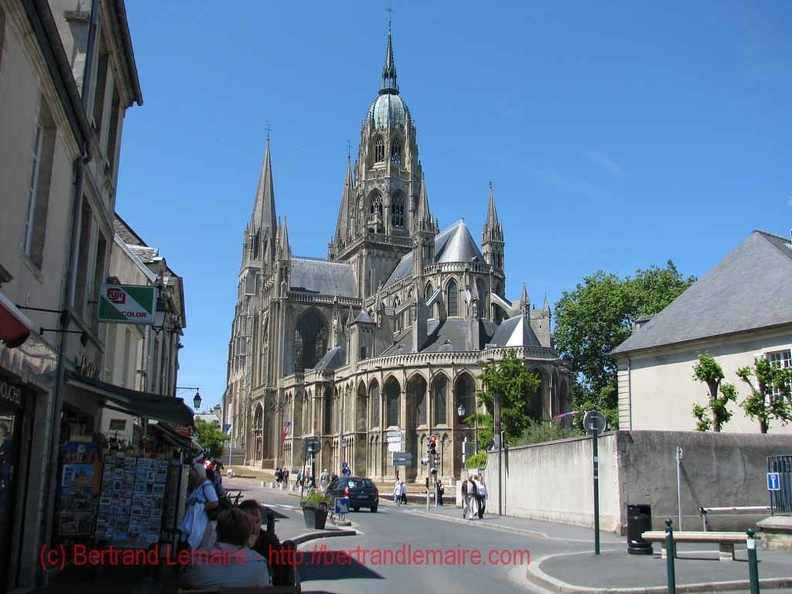 20110602 Bayeux-3-cathedrale