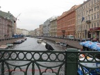 013-Saint-Petersbourg Canal-Pigeon