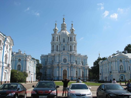 033-Saint-Petersbourg Smolny-1