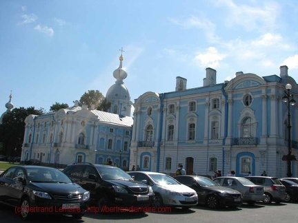 034-Saint-Petersbourg Smolny-3