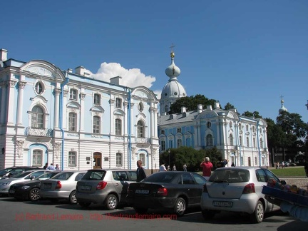 035-Saint-Petersbourg Smolny-3