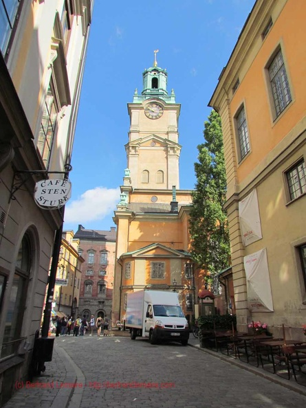 019 Stockholm 20120802 gamlastan cathedrale-arriere