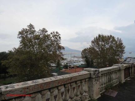 20181101-11-Naples jardin-royal baie Vesuve