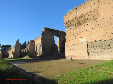 20181227 Rome 037 Thermes-Caracalla