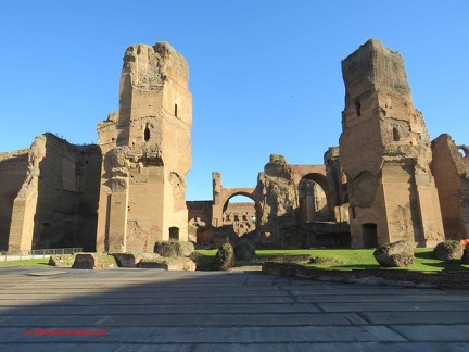 20181227 Rome 038 Thermes-Caracalla