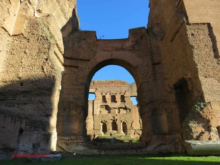 20181227 Rome 042 Thermes-Caracalla