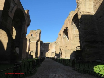 20181227 Rome 043 Thermes-Caracalla