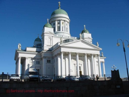 Helsinki cathedraleluther2