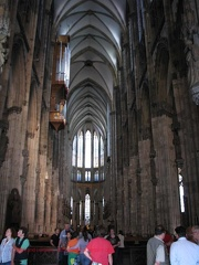 020 Koln cathedrale interieur
