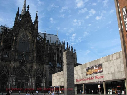 027 Koln musee cathedrale