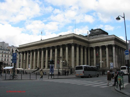 Paris02 Bourse